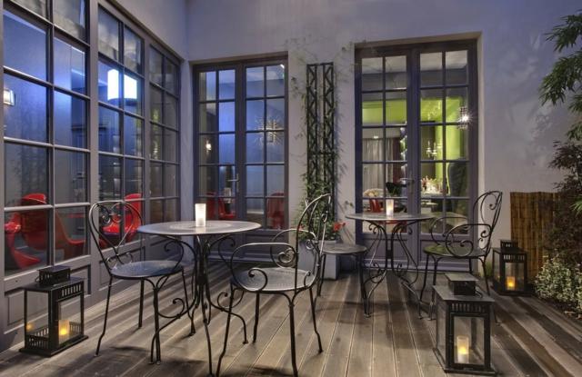H tel le petit paris l gance de paris dans un h tel design for Hotel design 1h de paris