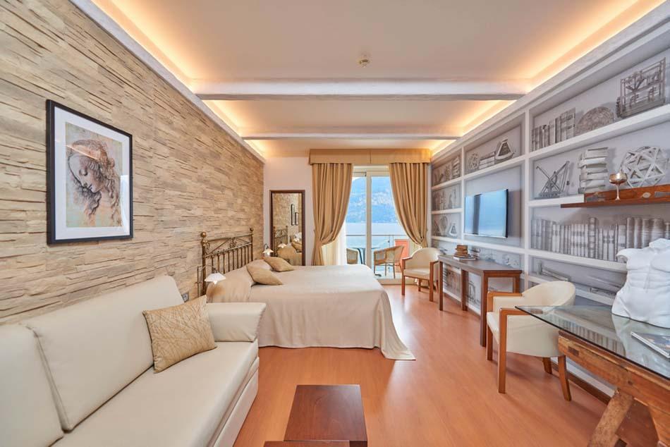 Modele Cuisine Pour Loft : Chambre de luxe à l'esprit créatif par Belfiore Park Hotel