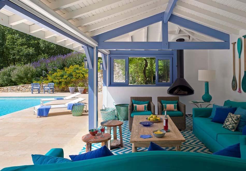 Belle maison de vacances la d coration inspir e par la - Maison de vacances christopher design ...