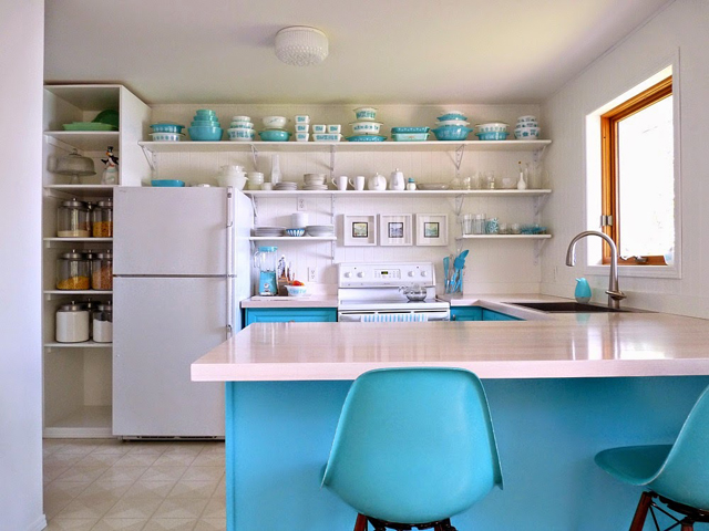 id e sympa pour refaire sa cuisine design feria. Black Bedroom Furniture Sets. Home Design Ideas