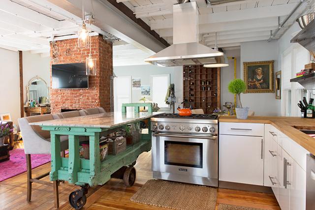 R novation d une cuisine photos avant apr s l appui design feria - Photo maison renovee avant apres ...