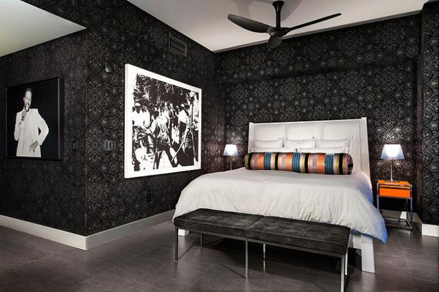 tendance couleur chambre coucher unique design feria. Black Bedroom Furniture Sets. Home Design Ideas