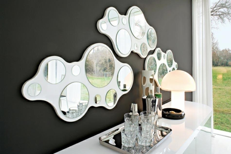 De Haute Qualite Miroirs En Déco Intérieure Futuriste