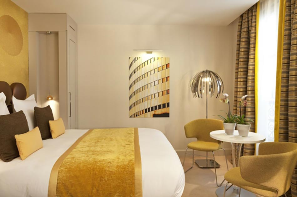 hotel paris design et originalite le petit paris