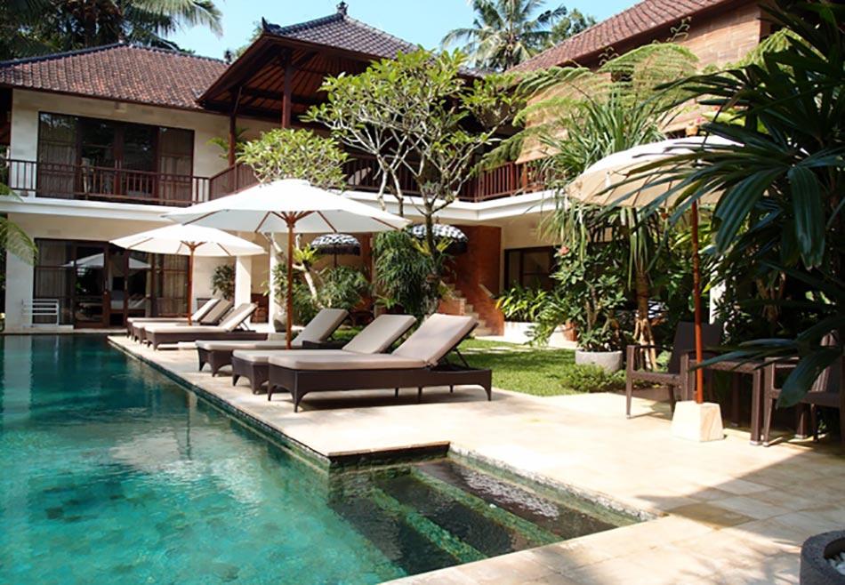Villa Saraswati Bali Location Vacances