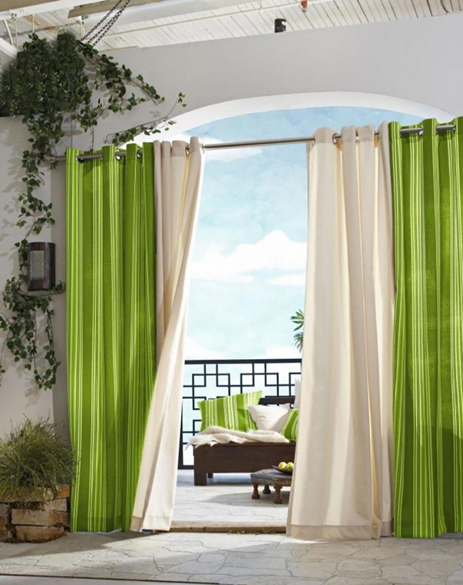 Le rideau déco pour changer d'ambiance à volonté | Design ...