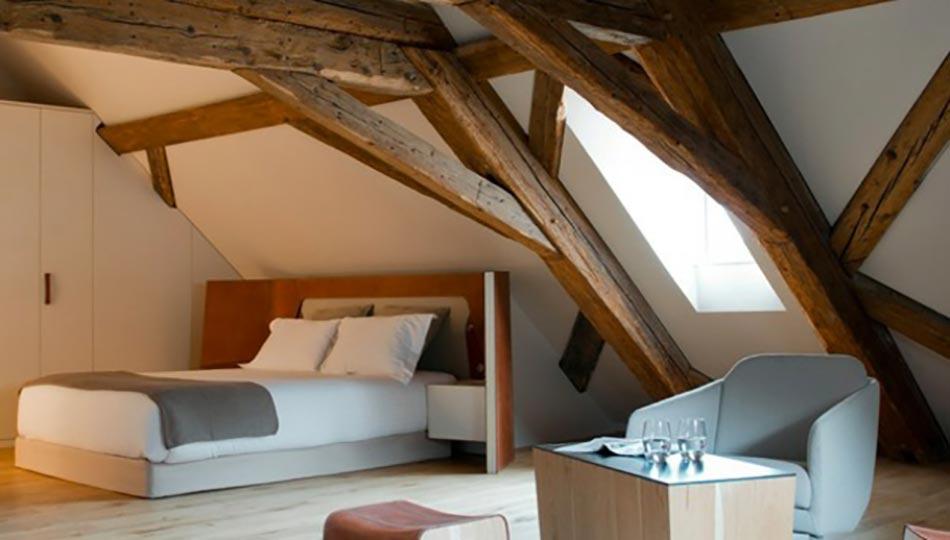 H tel les haras un lieu o l histoire et la modernit se m langent design - Hotel le haras strasbourg ...