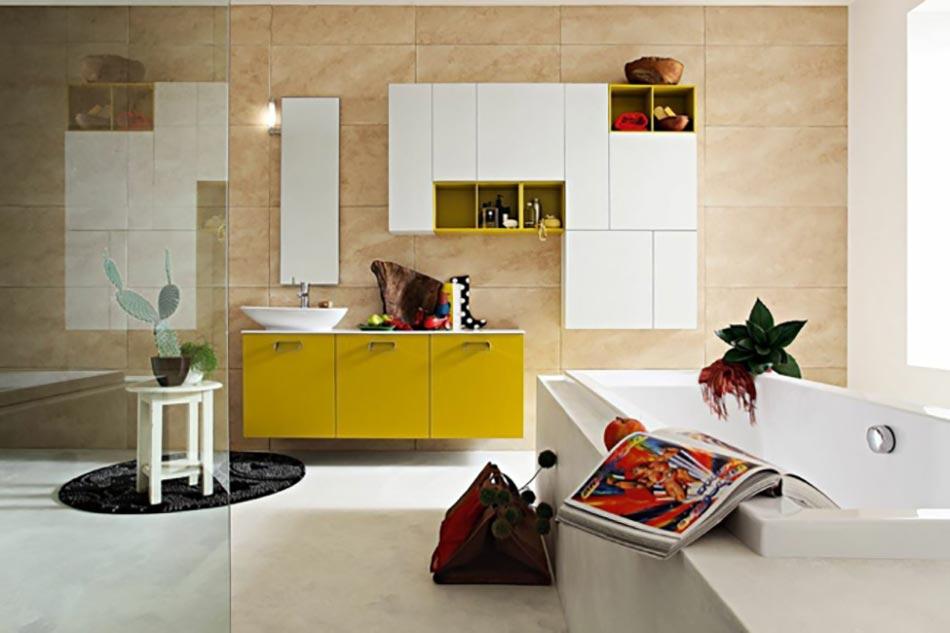 salle de bain turquoise et marron salle de bain turquoise et jaune cerasa ou - Salle De Bain Turquoise Et Jaune