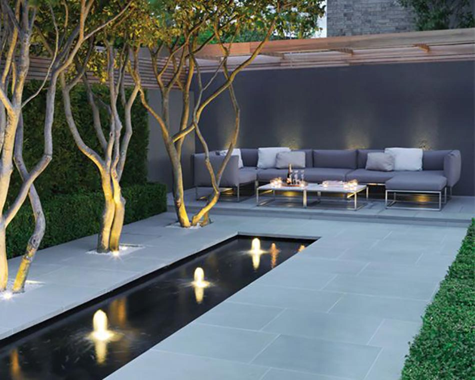 Id es cr atives pour un jardin paysagiste unique design feria for Zen terras layouts