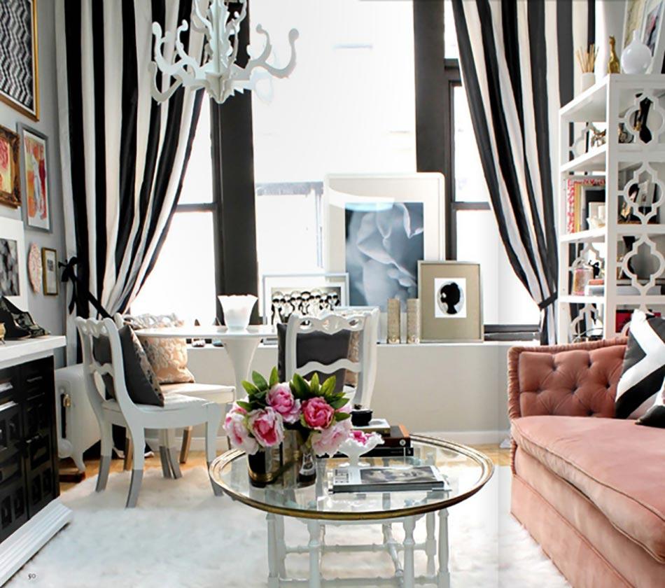 le rideau d co pour changer d ambiance volont design feria. Black Bedroom Furniture Sets. Home Design Ideas