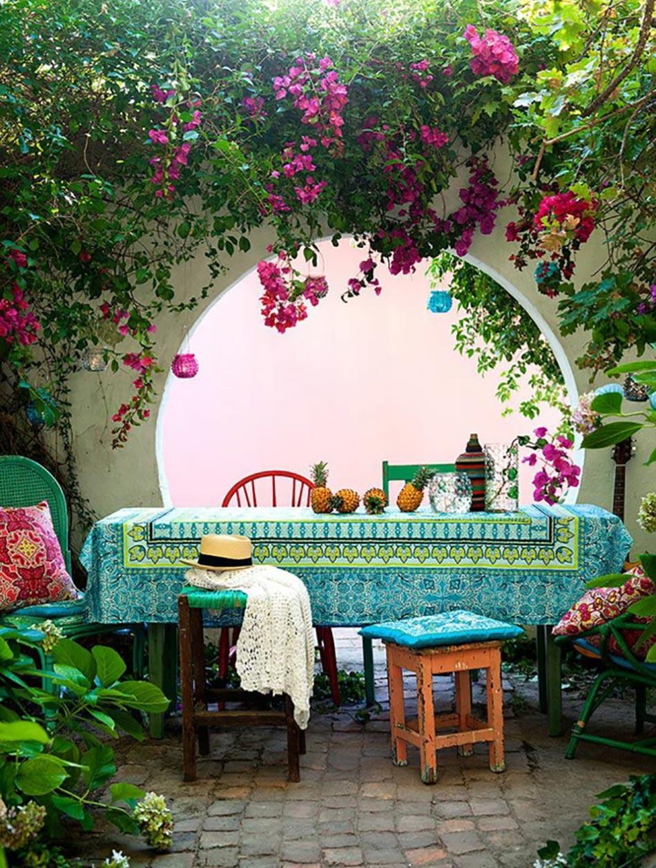 Amnagement patio extrieur amenagement patio exterieur for Idee paysagement exterieur
