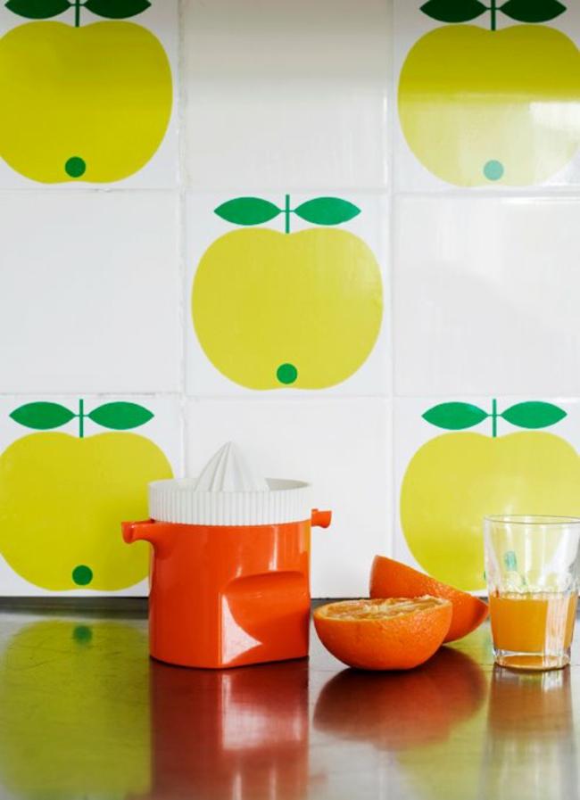Decoration cuisine faience avec des id es for Decoration faience pour cuisine