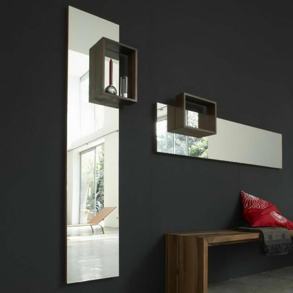 Genial Duo Miroir Et étagères