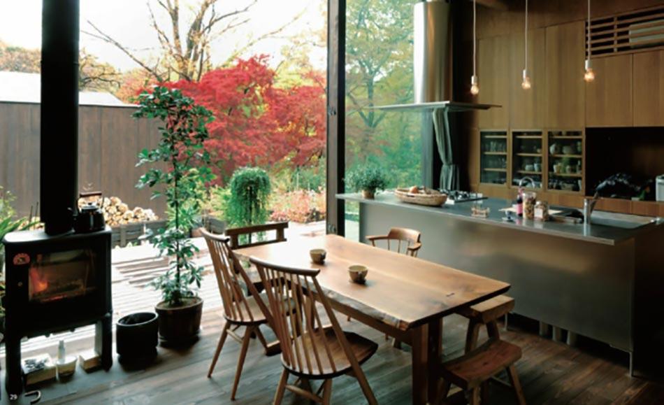 Cuisine design japonais pr l vement d for Japonais cuisine ouverte