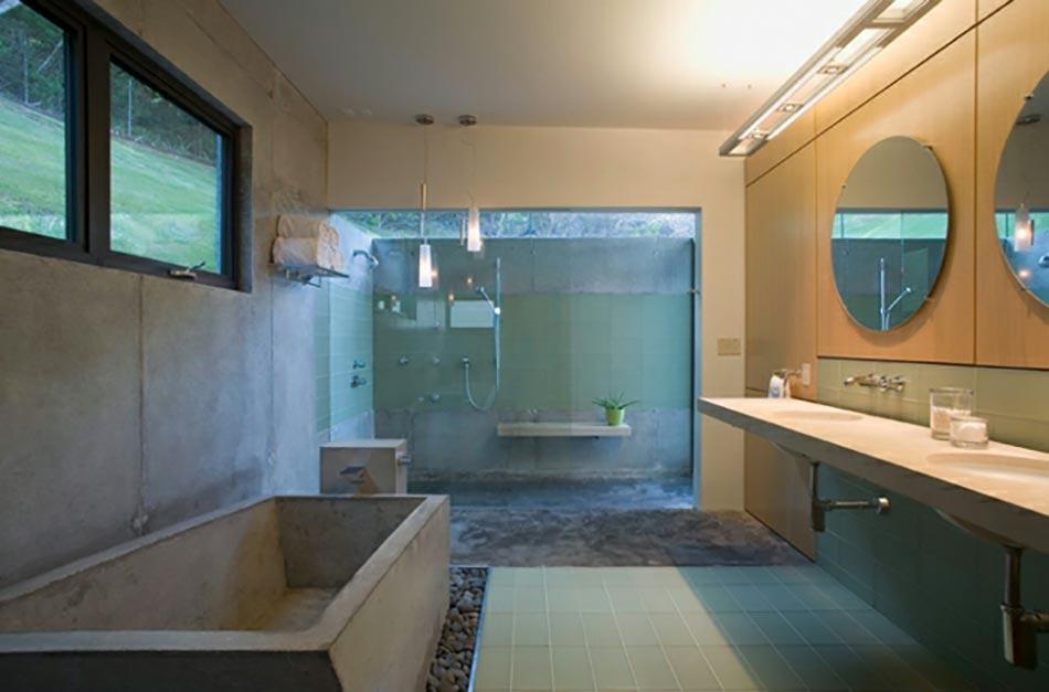 20 baignoires design pour tre zen et relax - Baignoire beton ...