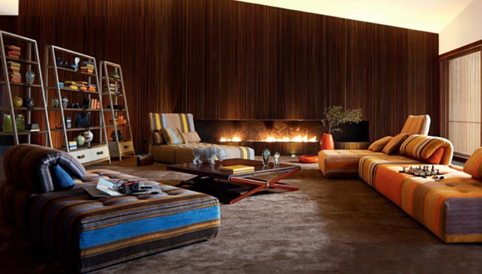Le Canapé Design Revisité Par Roche Bobois, Attraktive Mobel