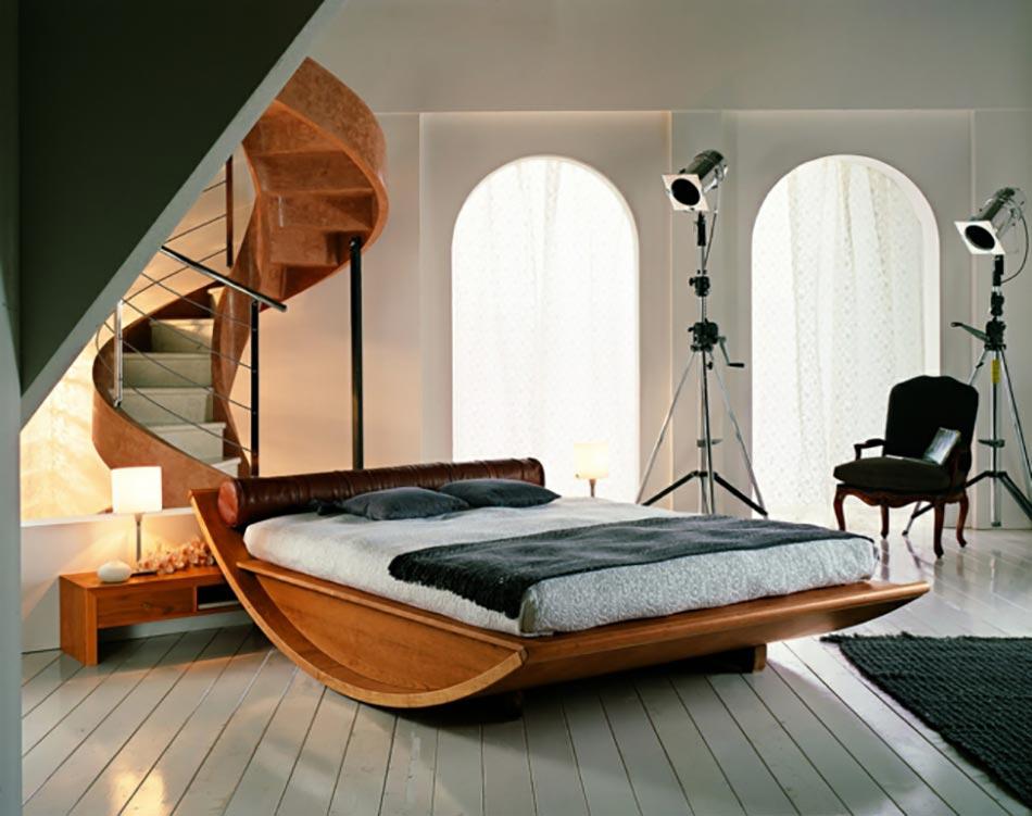 Chambre design en 15 versions d cal es for Chambre originale