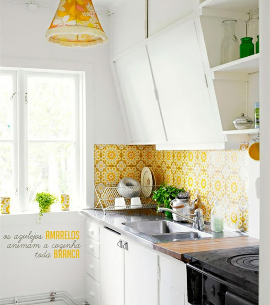 15 Idées multicolores pour créer une cuisine moderne à l\'âme d\'antan