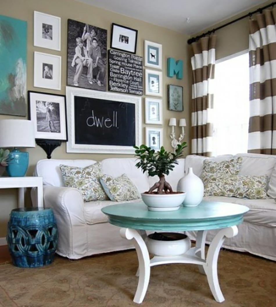 séjour en couleurs sympa pour une ambiance deco maison unique
