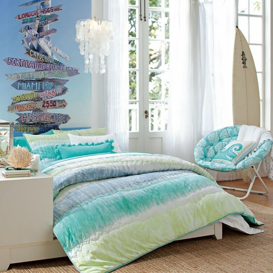 16 décorations couleurs pour une chambre à coucher unique