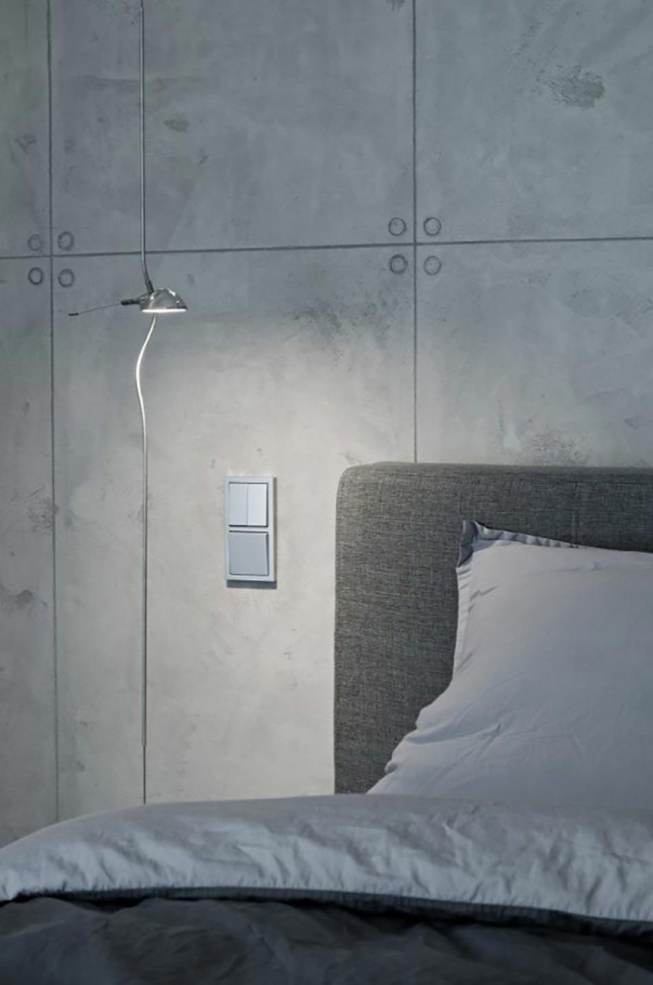 le b ton ou la griffe tendance du design contemporain. Black Bedroom Furniture Sets. Home Design Ideas