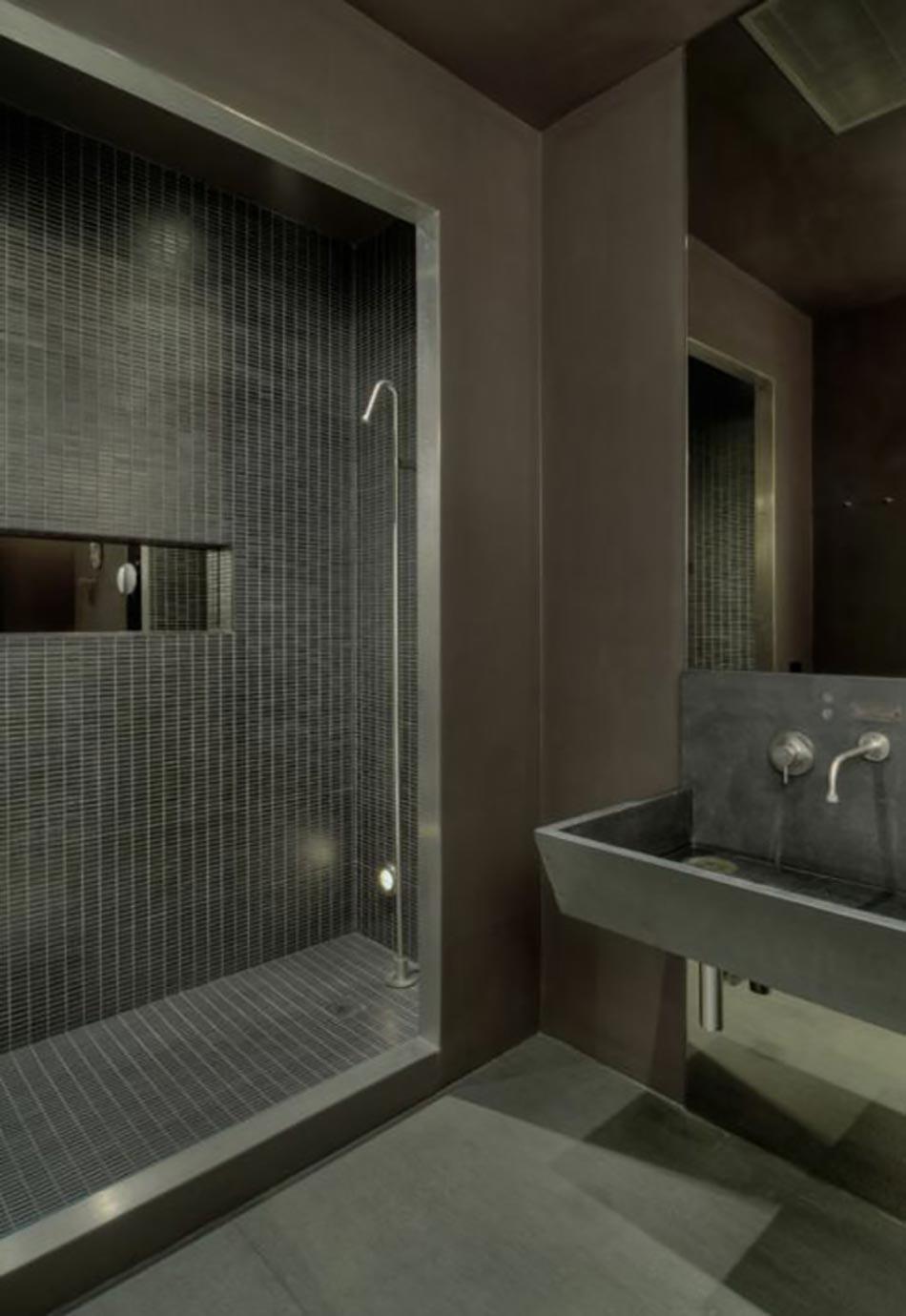 Salle De Bain Douche Et Baignoire Leroy Merlin ~ 16 Id Es B Ton Pour Des Salles De Bain Design