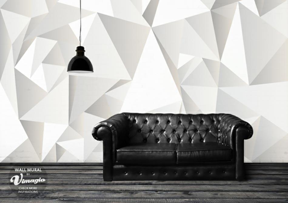stickers muraux en 3d par vimagio design feria. Black Bedroom Furniture Sets. Home Design Ideas