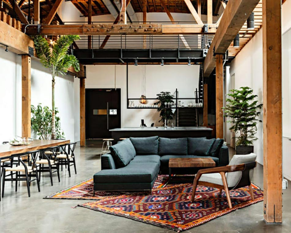 Awesome Grand Tapis Style Industriel Photos - Home Decorating ...