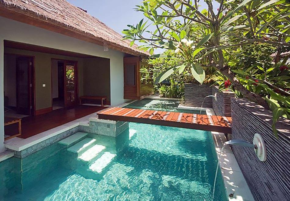 Bali les jardins paradisiaques des villas de vacances - Petit jardin de luxe montreuil ...