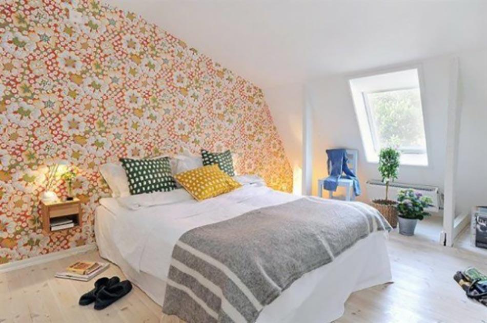 les inspirations nordiques pour la chambre coucher design feria. Black Bedroom Furniture Sets. Home Design Ideas