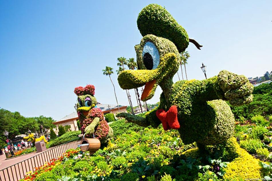L'art topiaire design en décoration de jardin
