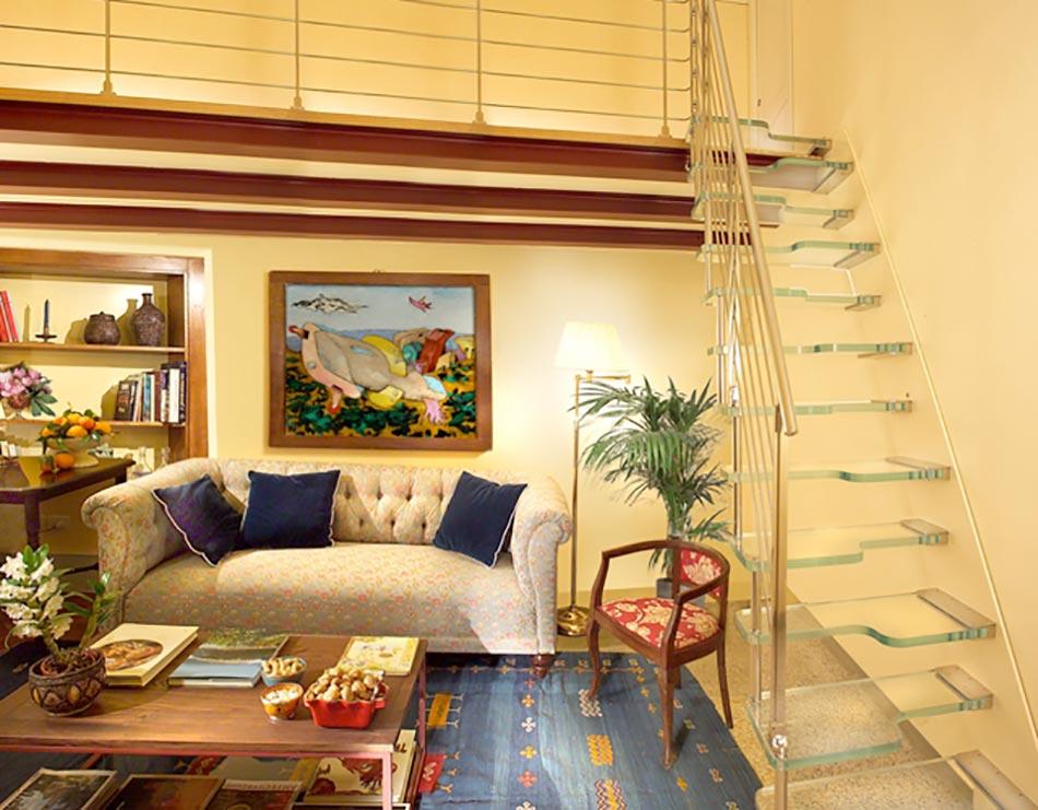 L escalier design ou 18 nouveaut s sinequanone pour un logement moderne - Amenager escalier interieur ...