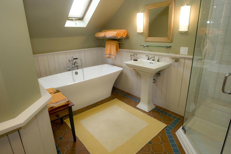 isolation salle de bain. Black Bedroom Furniture Sets. Home Design Ideas