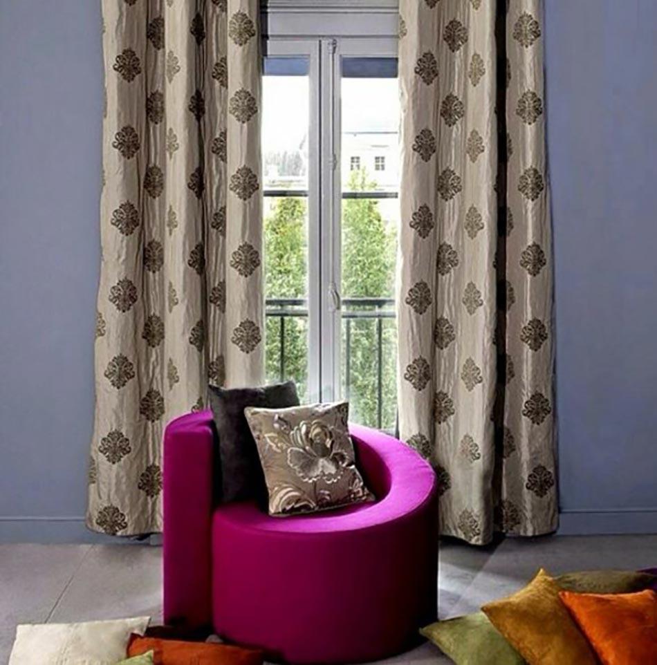 le linge de maison de style sign madura design feria. Black Bedroom Furniture Sets. Home Design Ideas