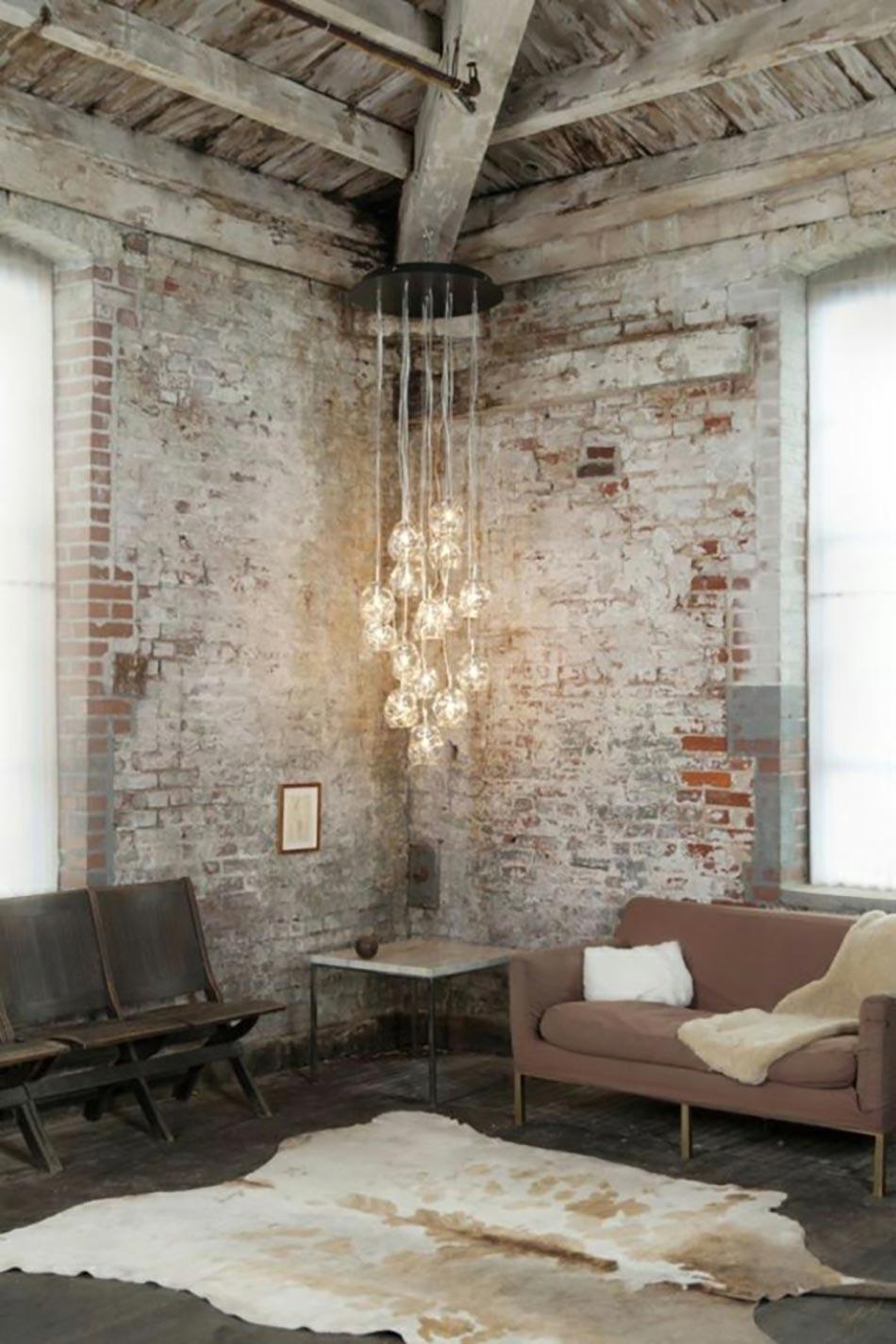 Bien-aimé 15 séjours animés par un style industriel contemporain | Design Feria RQ58