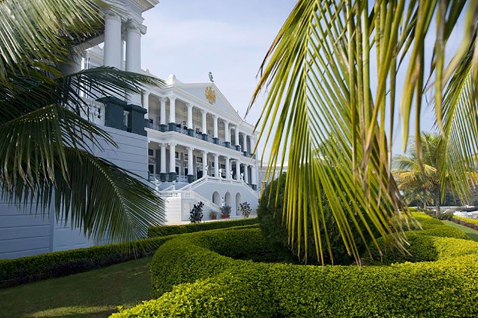 Merveilleux Palace Unique Vue Du0027extérieur
