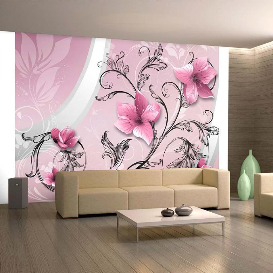 Decor papier peint mural home decore inspiration - Papier peint patchwork ...