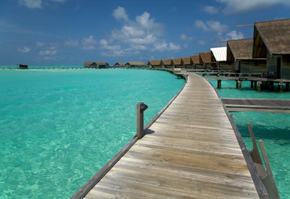 Hôtel De Luxe Aux Maldives. Même Si Cocoa Island ...