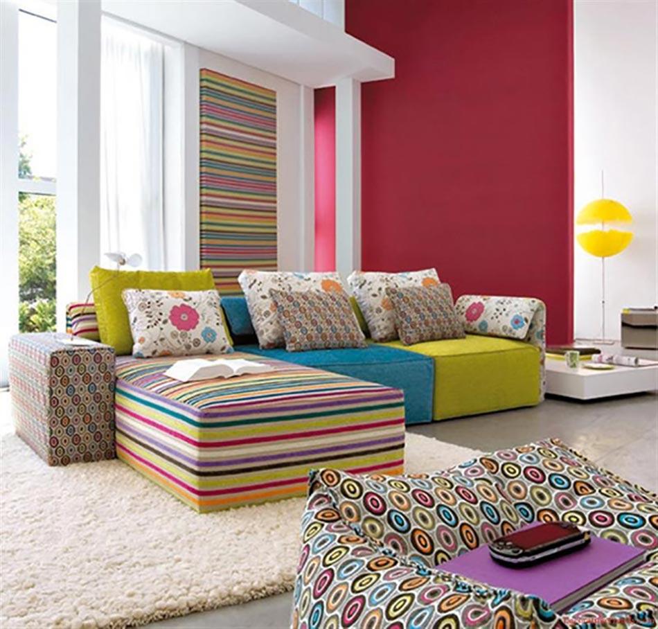 Attrayant Idée Déco Frôlant Le Style Kitsch