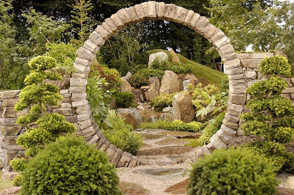 La beaut exotique du jardin japonais for Image jardin japonais