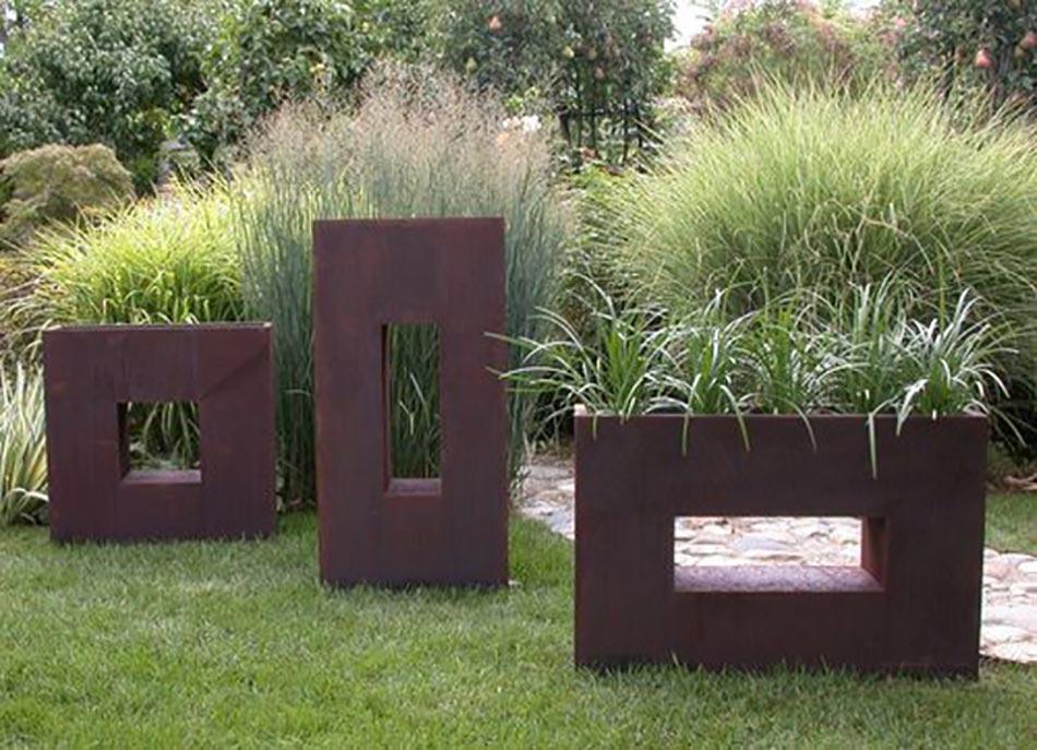 Id es cr atives pour un jardin paysagiste unique design for Arbre pour jardin moderne