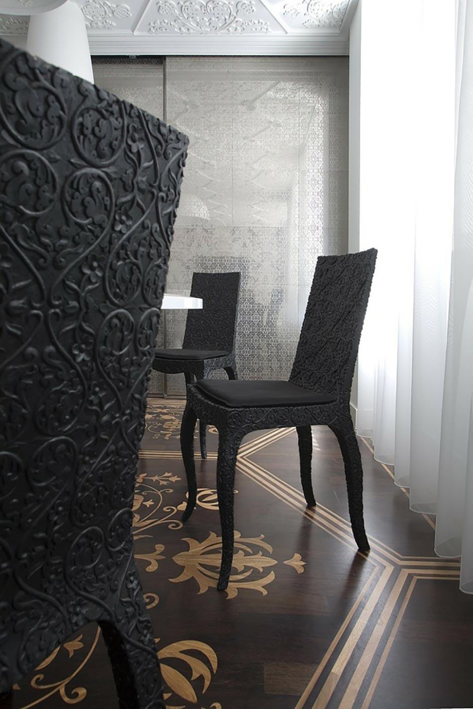 Maison de luxe remodel e par le designer marcel wanders - Residence de haut standing amsterdam marcel wanders ...