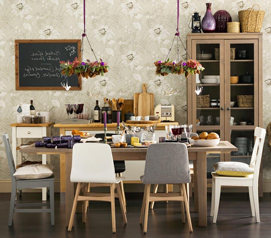 Une salle manger design aux bouts des l vres for Tendance salle a manger