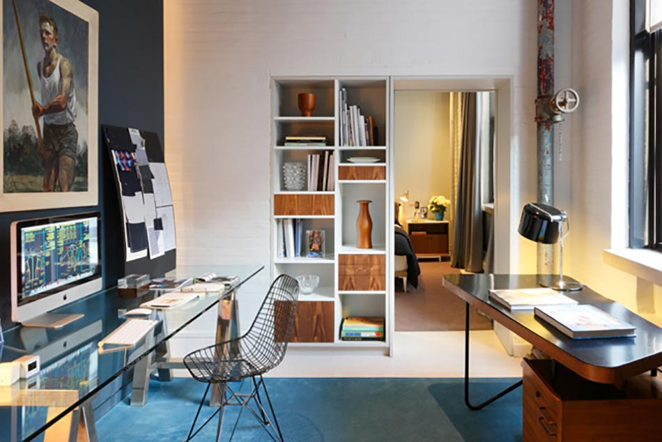 l am nagement du bureau la maison design feria. Black Bedroom Furniture Sets. Home Design Ideas