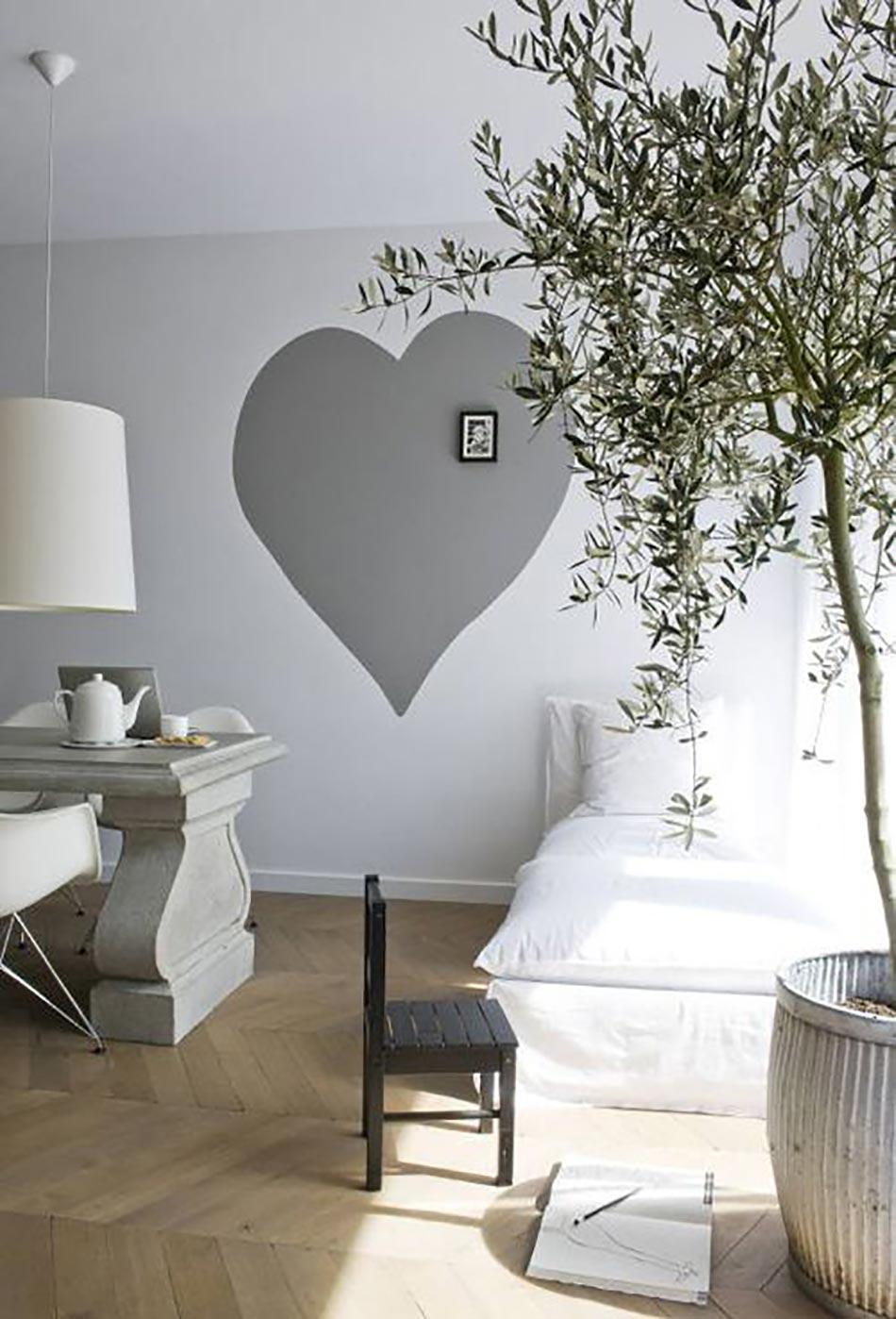Peinture murale pour une ambiance d\'intérieur gaie | Design ...