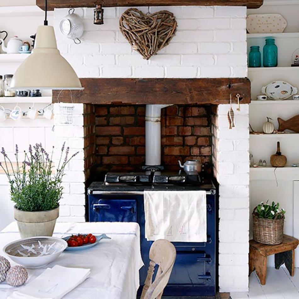Deco etagere cuisine excellent deco petite cuisine for Etageres ouvertes cuisine