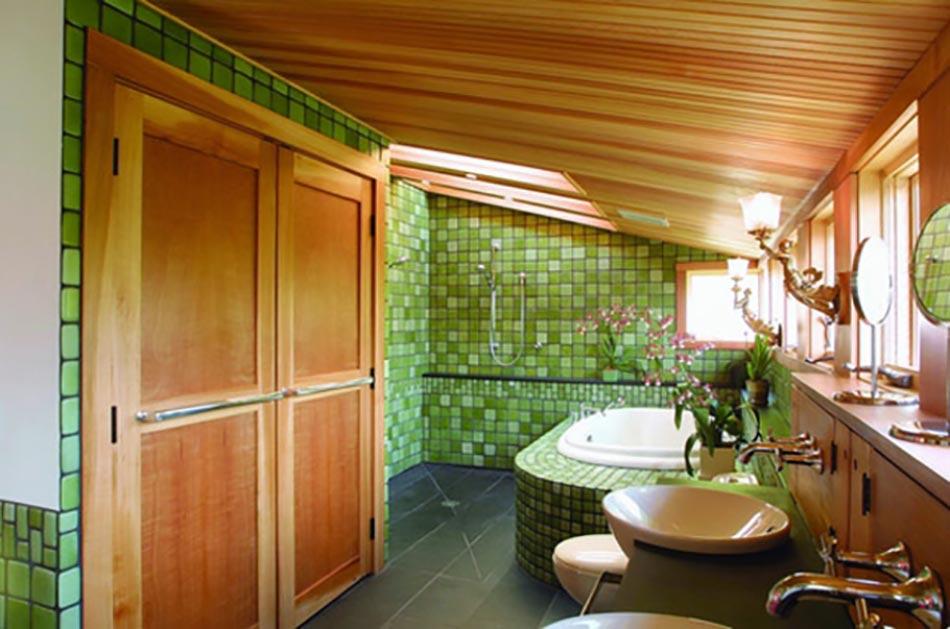 Isoler une fen tre dans la salle de bain design feria for Condensation salle de bain