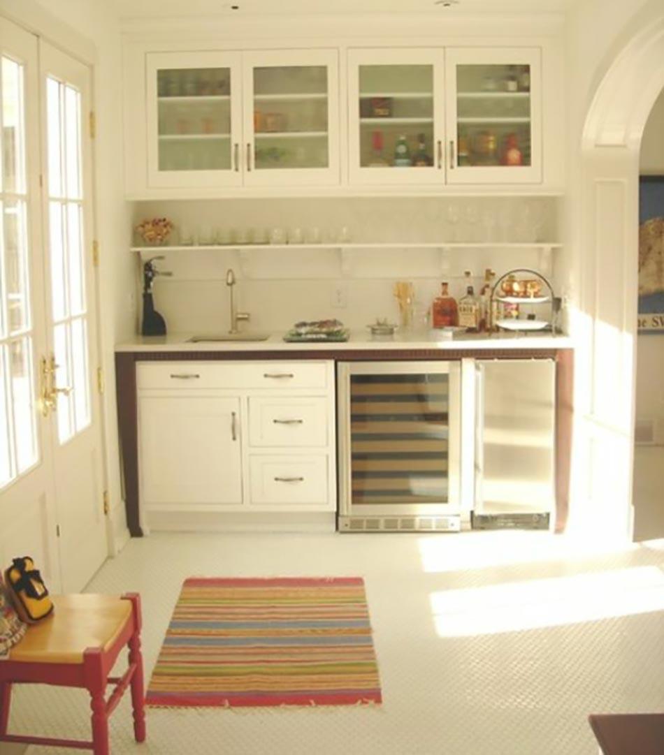 deco kitchenette studio. Black Bedroom Furniture Sets. Home Design Ideas