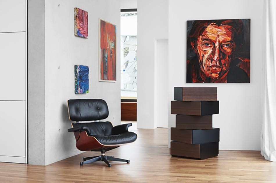 le meuble design vu par la marque allemande kettnaker | design feria - Meuble Allemand Design