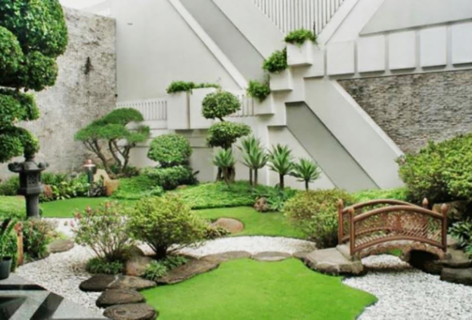 Mobilier exterieur japonais - Idee jardin japonais ...